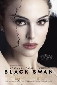 cisne negro afiche