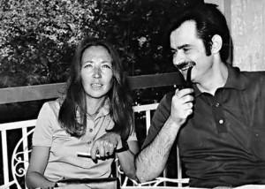Oriana Fallaci y Alekos Panagoulis