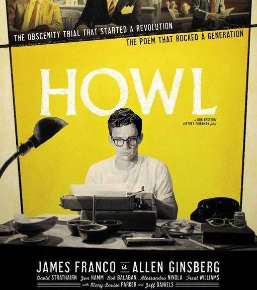 Howl afiche