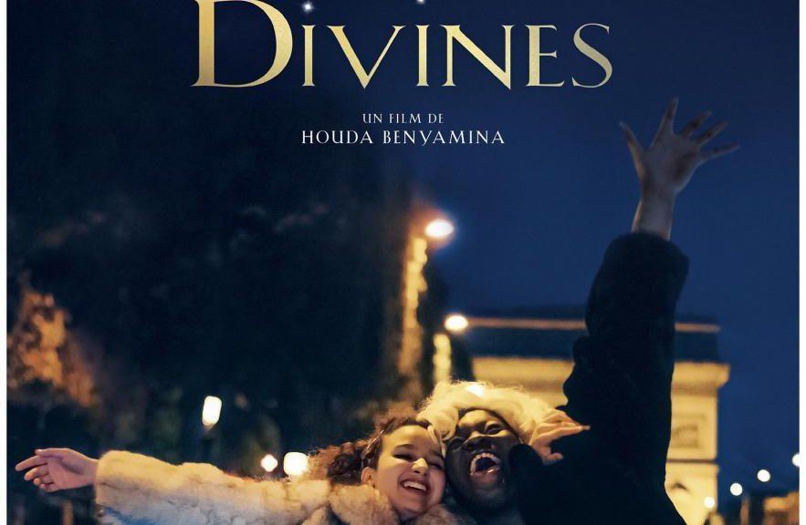 divines afiche