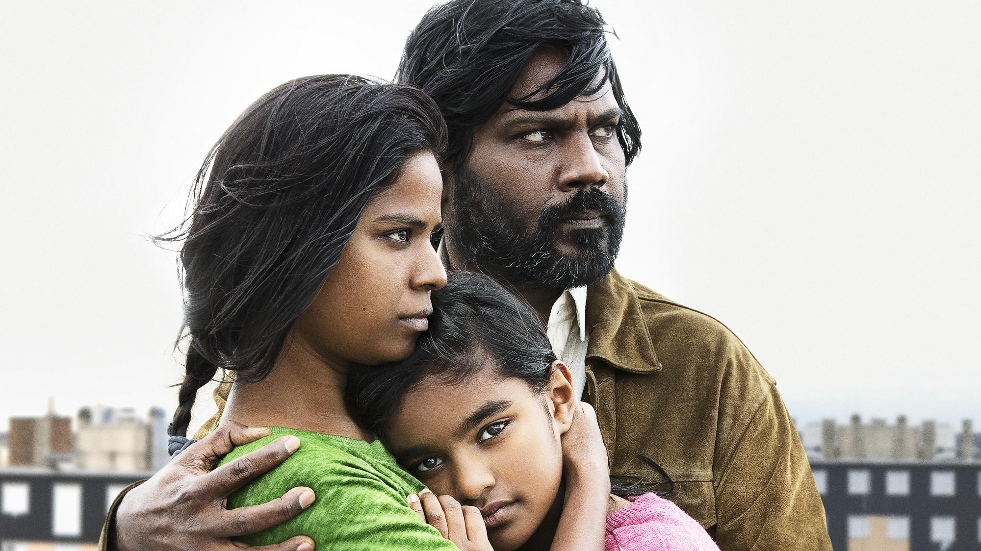 (Netflix) Dheepan (2015) Jacques Audiard