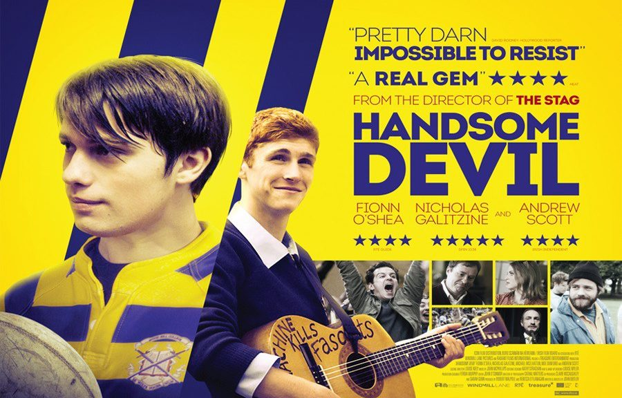 handsome poster